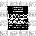KWSS 93.9 Radio Whiskey Kiss Alternative Rock Monthly Artist